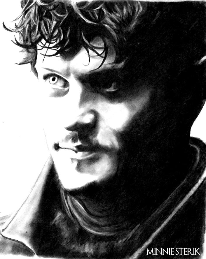 Iwan Rheon by Jodylinn